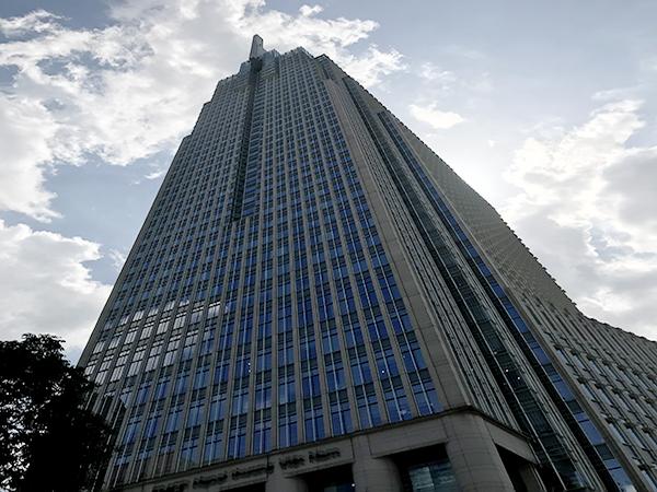 Tòa Nhà Vietcom Bank Tower