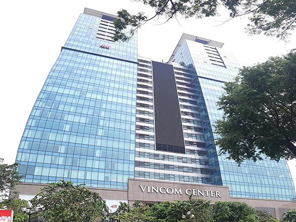 Tòa Nhà Vincom Center