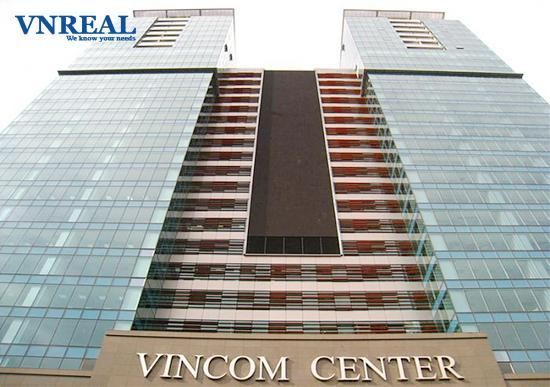 vincom center cho thue van phong quan 1