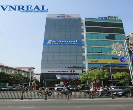 intan building    van phong cho thue quan phu nhuan