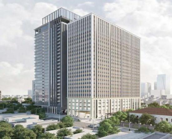 Hình ảnh tòa nhà LIM 3 cho thuê văn phòng địa chỉ Quận 1 TP.HCM