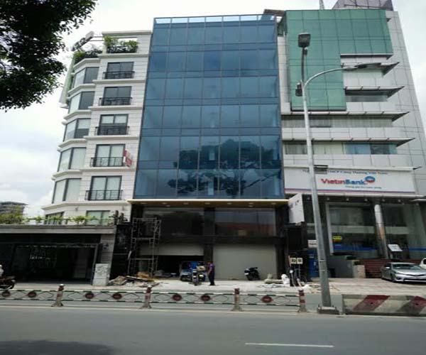 GIC Building - Văn phòng cho thuê quận phú nhuận