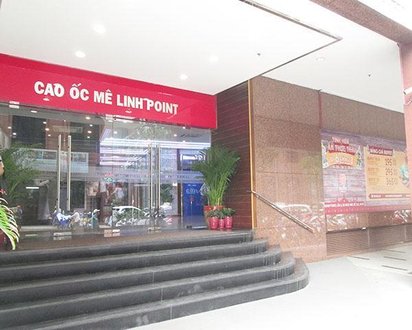 Melinh Point Building - Văn phòng cho thuê quận 1.