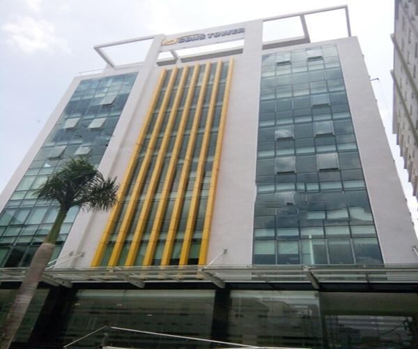 Bcons Tower - Văn phòng cho thuê quận Bình Thạnh.