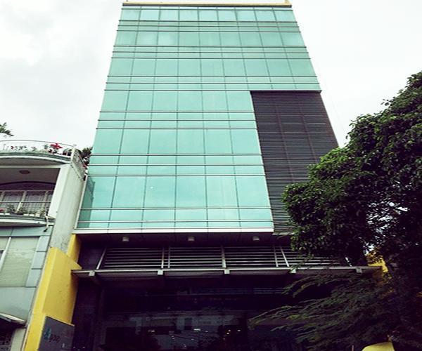 VI OFFICE BUILDING- Văn phòng cho thuê quận phú nhuận
